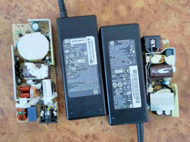 Ремонт зарядного устройства ноутбука в Киеве