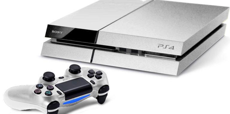 Неисправности Sony PlayStation 4