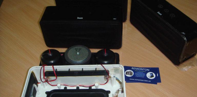 Ремонт колонок Divoom Onebeat-200, Onebeat-500