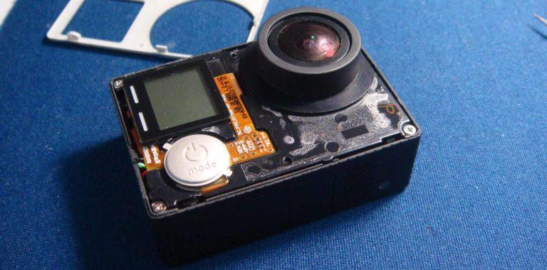 Ремонт GoPro Hero 4