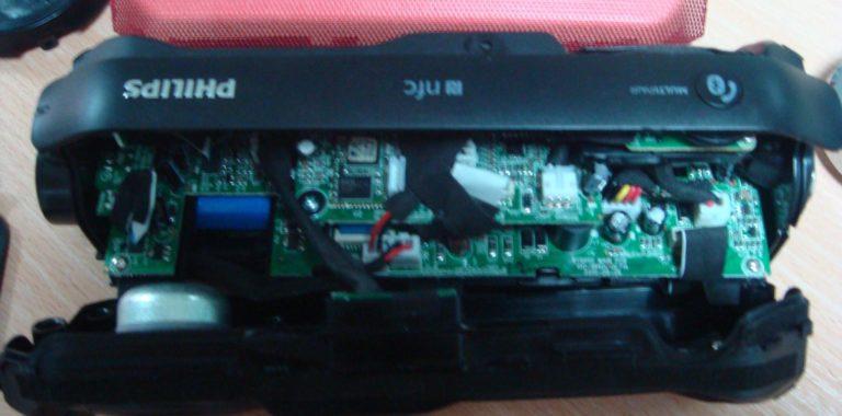 Ремонт портативной колонки Philips BT6600B