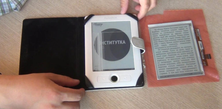 Замена дисплея Pocketbook, Amazon Kindle, Sony