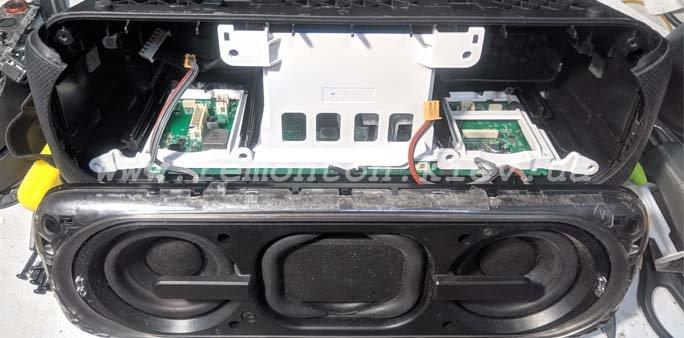 Ремонт Sony XB31