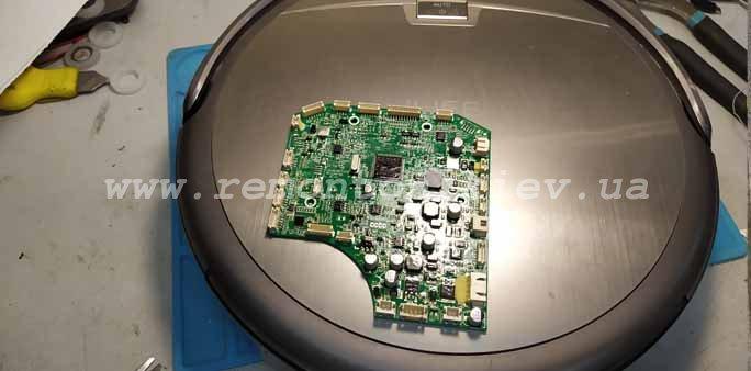 Ремонт пылесоса iLife A4S – не включается