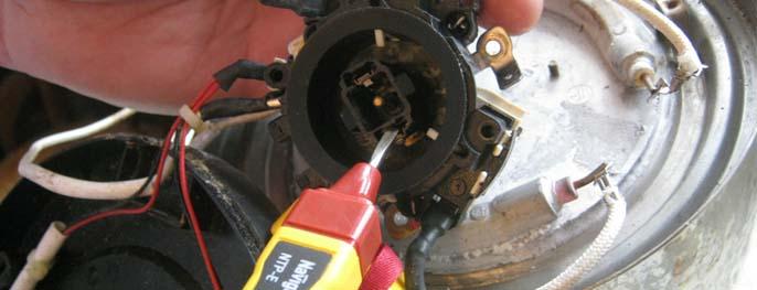 Ремонт термостата электрочайника