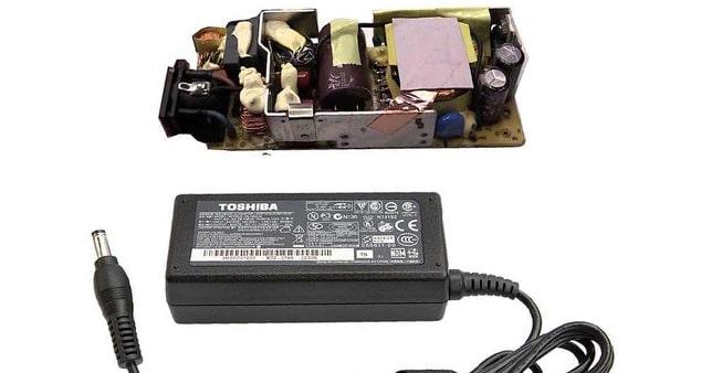 Ремонт ноутбука: сломан сетевой адаптер