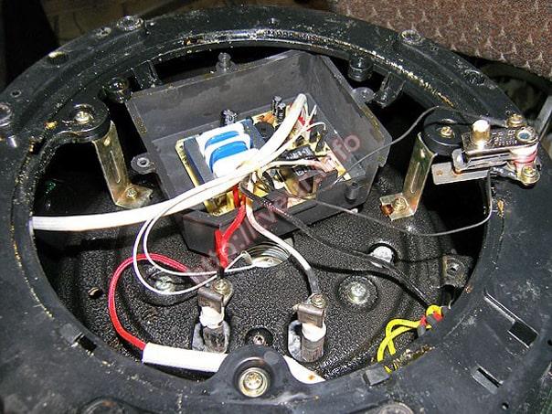Замена термостата в мультиварке