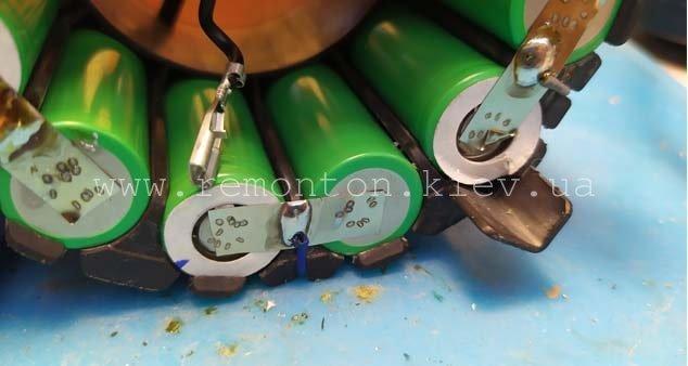 Аккумуляторы для пылесоса Bosch BCH6ZOOO