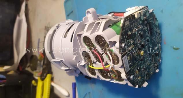 Ремонт аккумуляторных пылесосов Roidmi