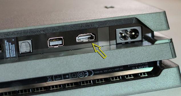 Замена HDMI разъема Sony PS 4 Pro