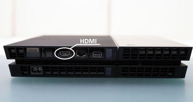 Замена HDMI PS 4