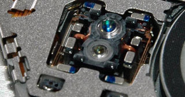 Ремонт лазерной головки привода