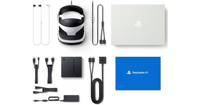 Ремонт Sony PlayStation VR очков