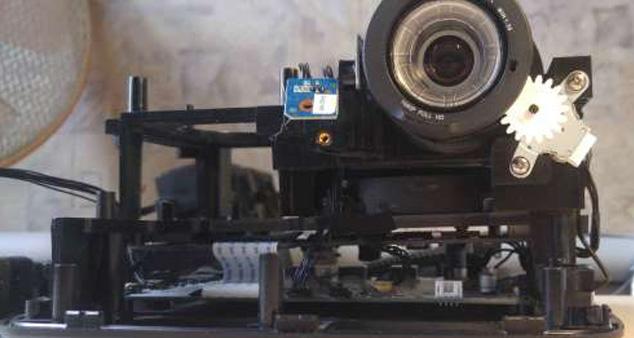 Чистка оптического блока