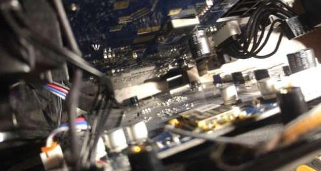 Разборка проектора XGIMI H1