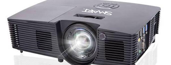 Замена лампы проектора