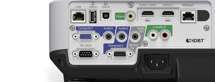 Замена и ремонт разъемов HDMI VGA проектора